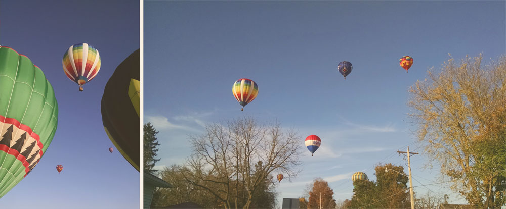 Caledonia Balloon Rally